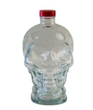 Бутылка «Череп», 1л