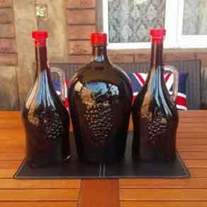 Галерея бутылки