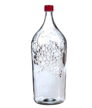 "Бутылка ""Виноград"", 2л"